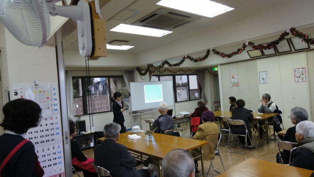 宮本地域福祉センターさまで健康セミナーを開催しました