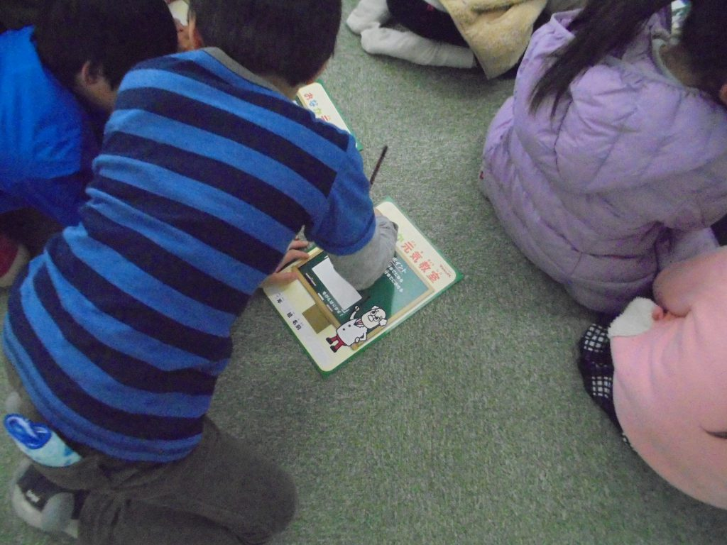 筑紫が丘学童保育コーナーさまで出前授業を実施しました
