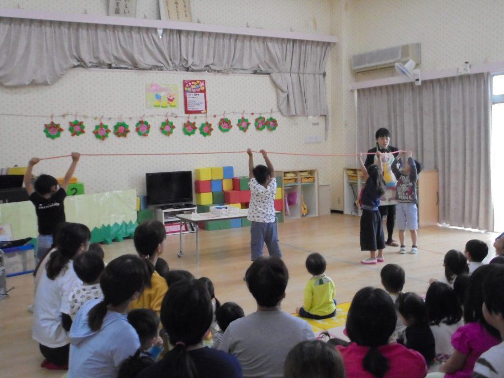 けやき保育園さまで「おなか元気教室」を開催いたしました