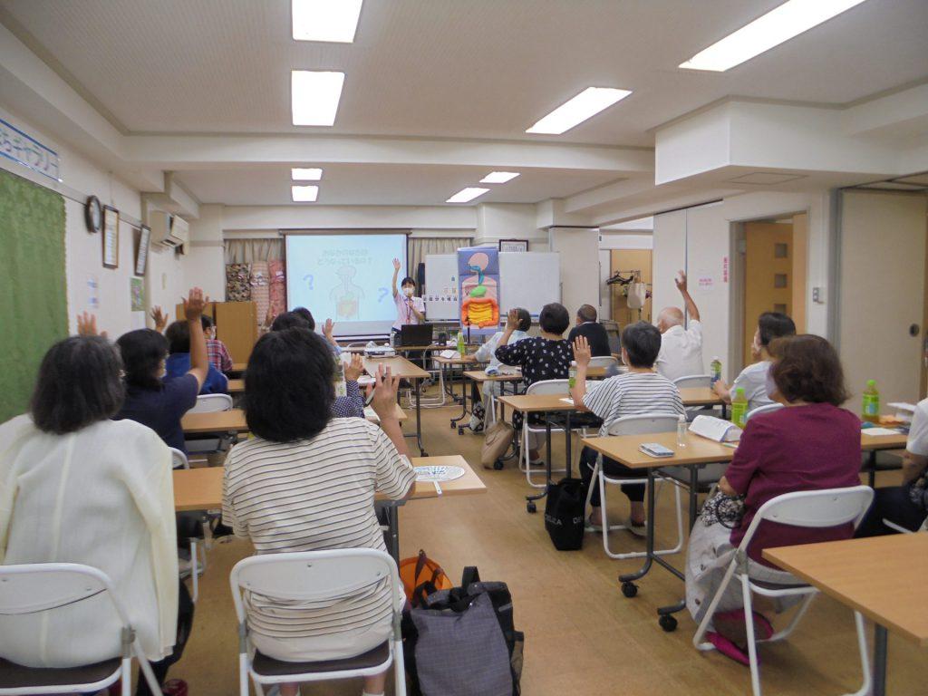 高取山地域福祉センターさまで健康セミナーを開催いたしました。